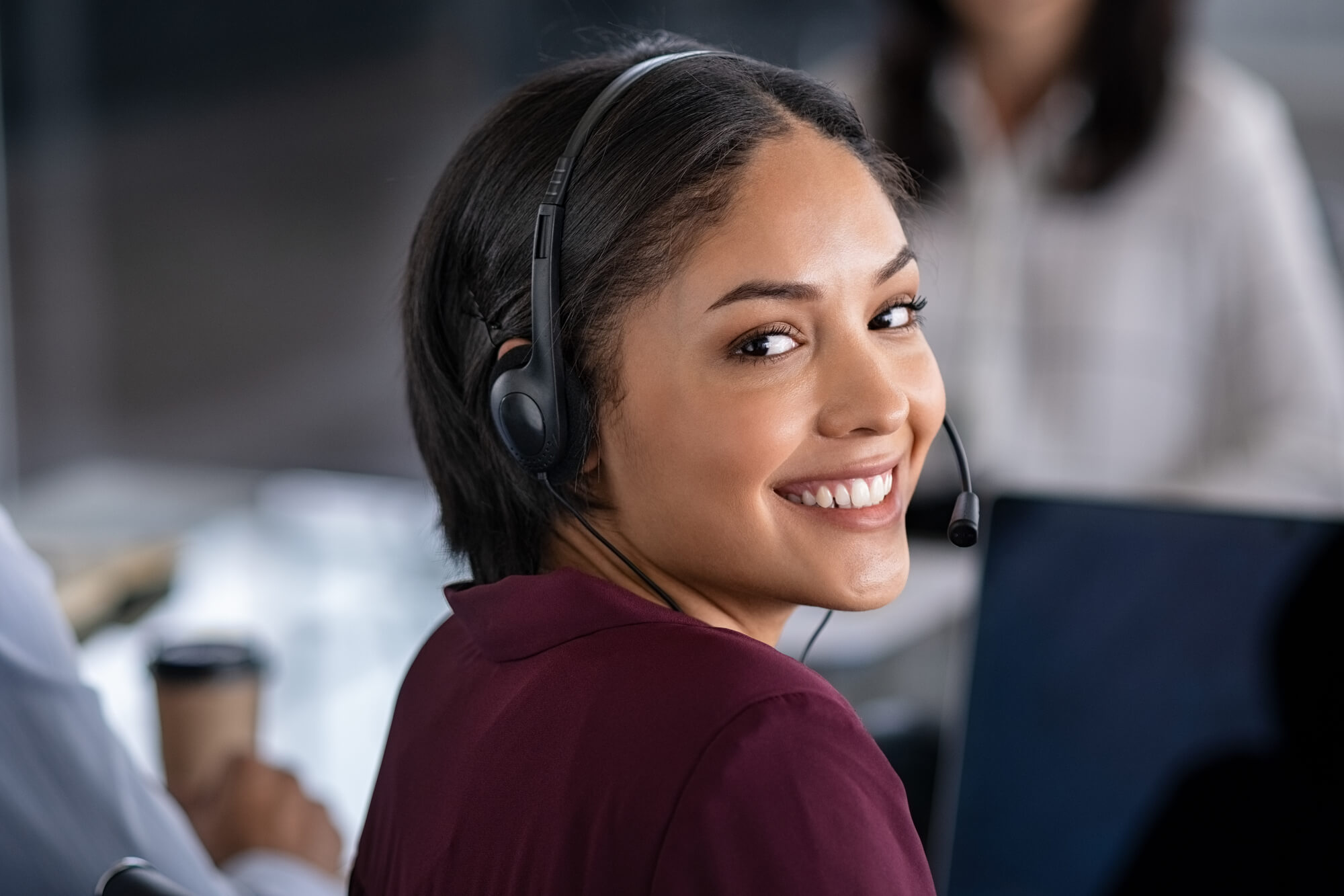 What is a remote customer service representative?